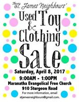 Vendors needed for sale!