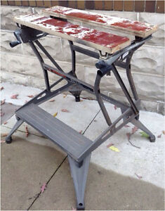 Workmate Deluxe Dual Height Bench London Ontario image 1