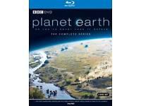 Planet earth box set blu ray