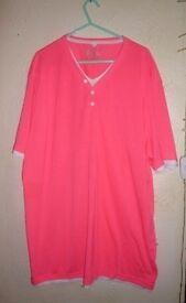 Lee Cooper Pink T Shirt