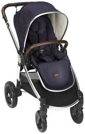 Mamas and Papas Ocarro Dark Navy (limited edition) Pushchair Travel System (RRP £699): £350