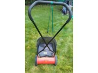 Blade Lawn Mower (Used twice)