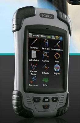 Sokkia S10 Data Collector Replacement Battery And Chc Lt30 Data Collector