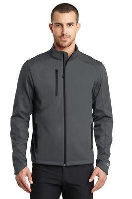 Mens Jacket- Ogio Endurance Crux Soft Shell-Size Large