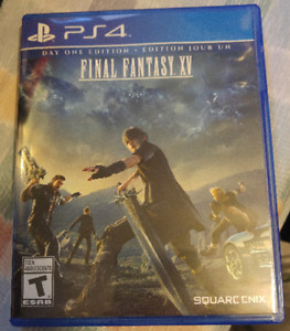 Final Fantasy XV Just Opened