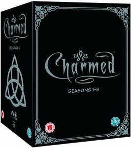 CHARMED: COMPLETE DVD SERIES/SEASONS 1 2 3 4 5 6 7 8  1-8 *NEW* R4