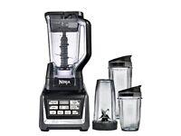 99% new Ninja blender duo 1500W (BL642UK)
