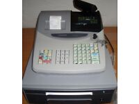 Casio te 100 cash register