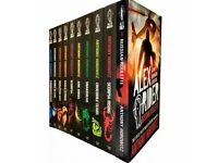 5 Books in the Alex Rider Collection by Anthony Horowitz