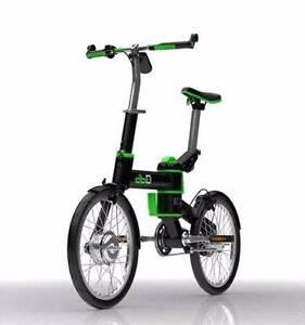 db-0-Power-Assist-Electric-Folding-e-Bike Melbourne CBD Melbourne City Preview