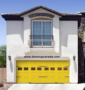 GARAGE DOORS AND OPENERS / SALE AND SERVICE