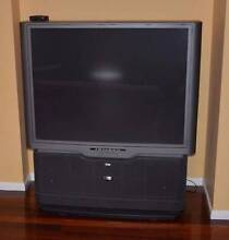Rear Projection TV (LG 52'') + Digital Set Top Box Kelvin Grove Brisbane North West Preview