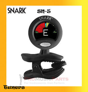 NEW Snark SN-5 SN5 Clip-On Guitar Bass Violin Chromatic Clip On Headstock Tuner