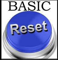 Basic Reset Health and Opportunity