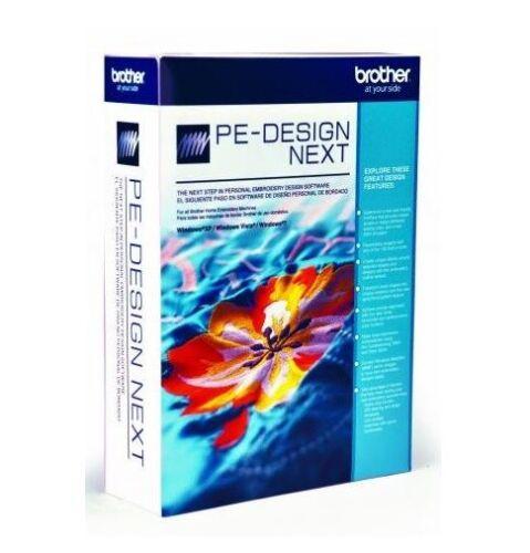 Brother SAVRPEDNEXT PE-DESIGN NEXT Personal Embroidery Design Software Upgrade