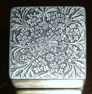 Rene-Lalique-1944-Lov-Lor-Aluminum-Powder-Box-for-Cheramy-New-York