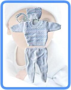 New Winter Baby Boys Clothes Set Knitwear Newborn Infant Made in Australia