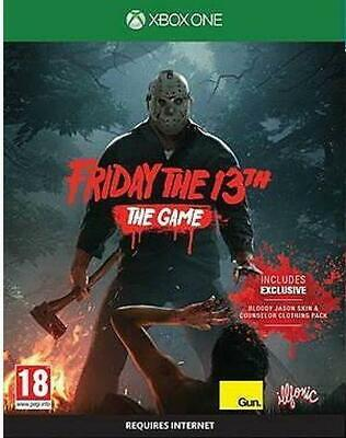 Friday the 13th The Game | Xbox One New