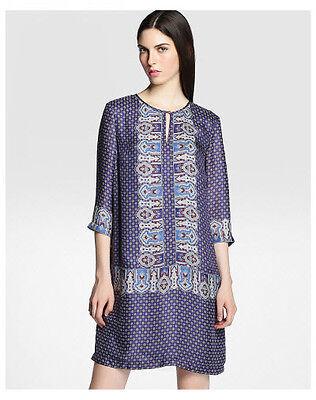 Folklore print dress