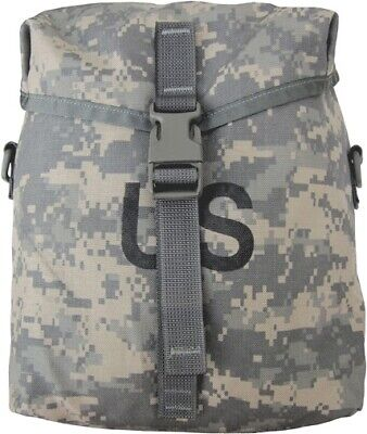 Molle II US Military Modular Load Carrying Equipment Sustainment Pouch ACU New