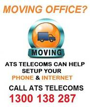Office Relocation - we can setup your phones, internet or IT Artarmon Willoughby Area Preview