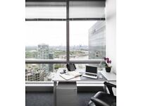 **** NEW ***** Modern Serviced Offices in the heart of Canary Wharf E14
