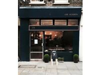 Experienced Kitchen Porter - Part time hours in Covent Garden
