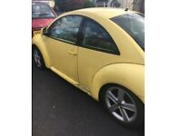 VW Beetle quick sale