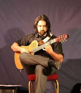 CLASSICAL/FLAMENCO GUITAR FOR YOUR EVENT London Ontario image 1
