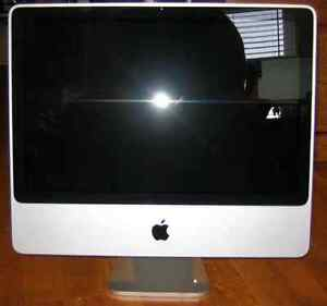 iMac 2007-8 FULLY FUNCTIONAL Greystanes Parramatta Area Preview