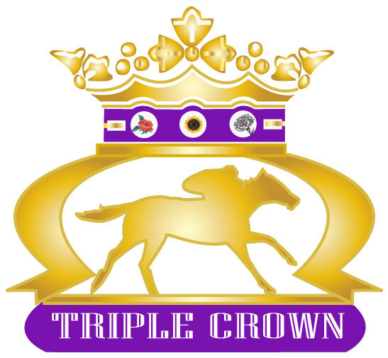 Triple Crown Full Color Decal