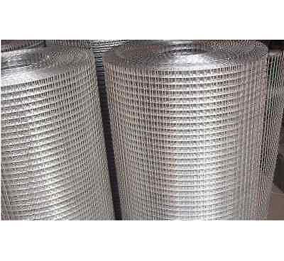 Galvanized Hardware Cloth - Metal Mesh Fencing