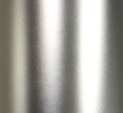 Silver Satin Sign Plotter Cutter Vinyl