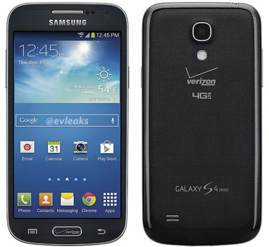 new samsung galaxy s4 mini i435 verizon wireless 16gb. Black Bedroom Furniture Sets. Home Design Ideas