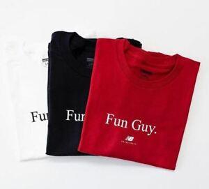 "Kawhi ""Fun Guy"" New Balance T-Shirt XXL - White Available! $100"