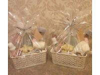 Sher's Personalize gift basket