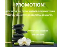 ORIENTAL MASSAGE & WAXING SERVICES