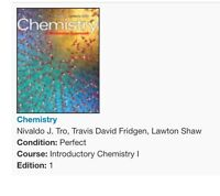 Chemistry Text for Sale