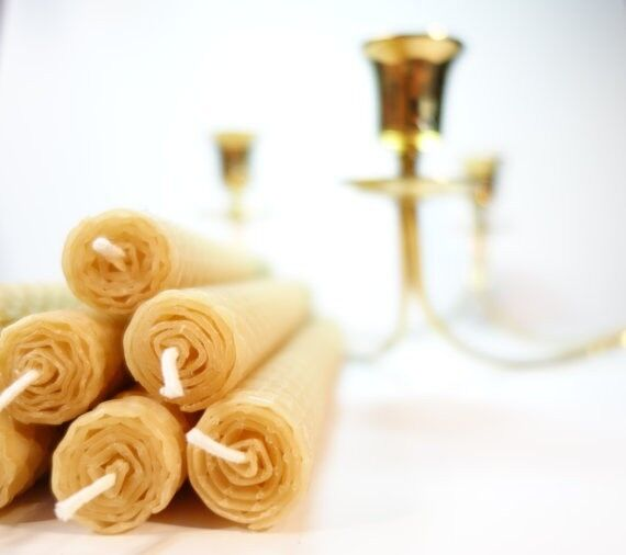 DIY Candle Kit, Beeswax Candle Making Kit, Taper Candles, Beeswax Sheets