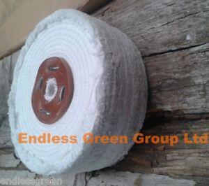 150mm-x-50mm-6-x-2-Stitched-Cotton-Wide-Buffing-Polishing-Wheel-C150-4
