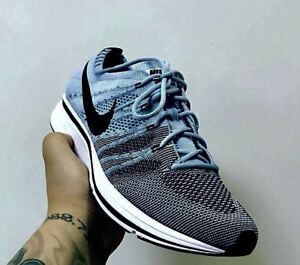 DS NIKE FLYKNIT TRAINER CIRRUS BLUE $100