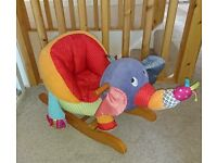 Mamas and papa's elephant rocker