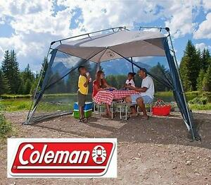 NEW COLEMAN INSTANT SCREEN HOUSE 11'x11' 113687763
