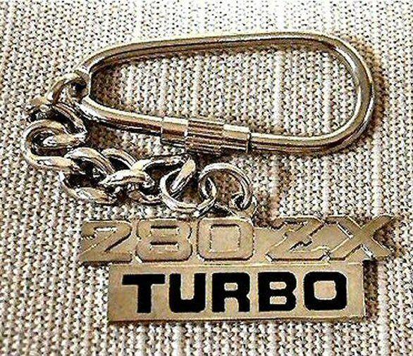 280 ZX Turbo Key Ring