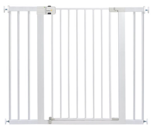 Safety 1st 29-47 inch Easy Install Tall and Wide Gate - Whit