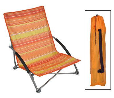 Strandstuhl klappbar Campingstuhl Strand Beach Camping Outdoor Klappstuhl - Klapp Strand Camping Stuhl