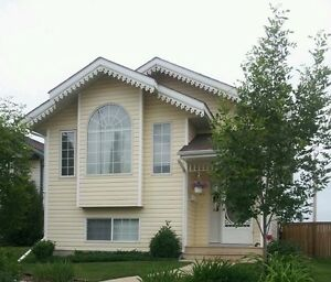 Utilities included! 2 bedroom main floor for rent in Lacombe!