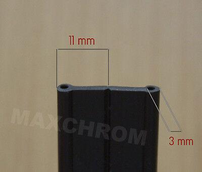 10Meter Kanten Schutz Kederband Kantenschutz//Kederband Außenkantenschutz 4X14mm