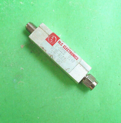 1pc RLC F-5528 17.08GHz SMA Bandpass Filter HP 9135-0183