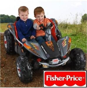 NEW FISHER PRICE DUNE RACER RIDE ON TOY CAR BCV59 205409824 KIDS 12V BATTERY POWER WHEELS RIDE ON OFF ROAD
